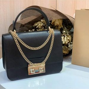 Furla Bella Top Handle Màu Đen Nero Size 20