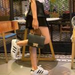 Furla Bella Top Handle Màu Đen Nero Size 20