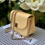 Furla Mini 1927 Màu Vàng Crema H 1060026
