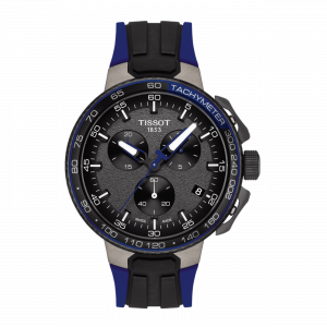 Tissot T-Race Cycling Chronograph Gent Mặt Tròn Dây Silicon T1114173744106