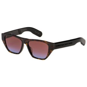 Dior Diorinsideout 2 Dark Havana Brown Tortoise Mắt Nâu Viền Đồi Mồi