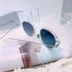 Christian Dior Kính Mát Gọng Kim Loại Dior Disappear 1