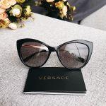 Versace Cat Eye Gọng Nhựa Màu Đen VE4348 57-17-140