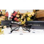 Versace Cat Eye Gọng Nhựa Màu Đen VE4345 57-17-140