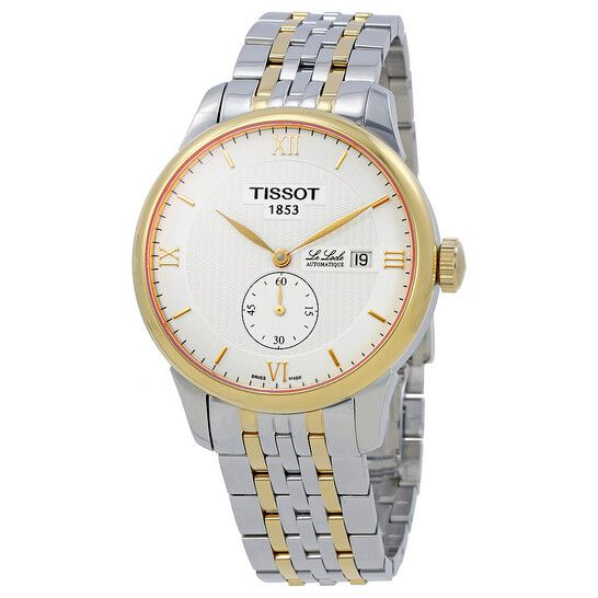 Tissot Le Locle Automatic Mặt Trắng Dây Kim Loại T006.428.22.038.01