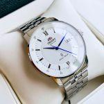 Orient Automatic Dây Kim Loại Màu Bạc SER02003W0