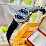 Tissot Luxury Powermatic Mặt Tròn Dây Da Đen T086.407.16.051.00