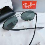 Ray-ban Kính Mát Gọng Kim Loại Đen  RB3549 006/71