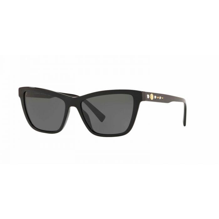 Versace Polarized Gọng Nhựa Màu Đen VE4354