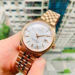 Tissot Ballade Automatic Chronometer Dây Kim Loại Màu Vàng T108.408.33.037.00