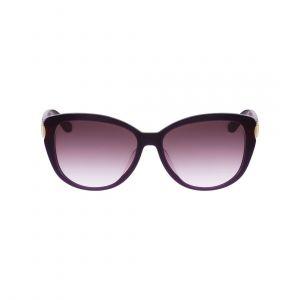 Salvatore Ferragamo Sunglasses Cat Eye Gọng Nhựa Màu Tím SF797SA 513 59-15