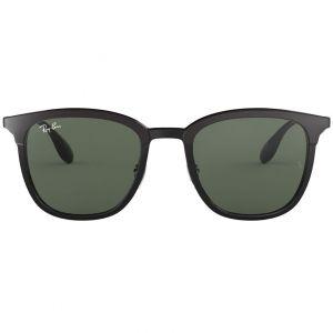 Ray-ban Green Square Unisex Sunglasses Gọng Đen Mắt Xám RB4278 628271 51