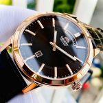 Orient Automatic Day Date Màu Nâu Cafe FEV0U002TH