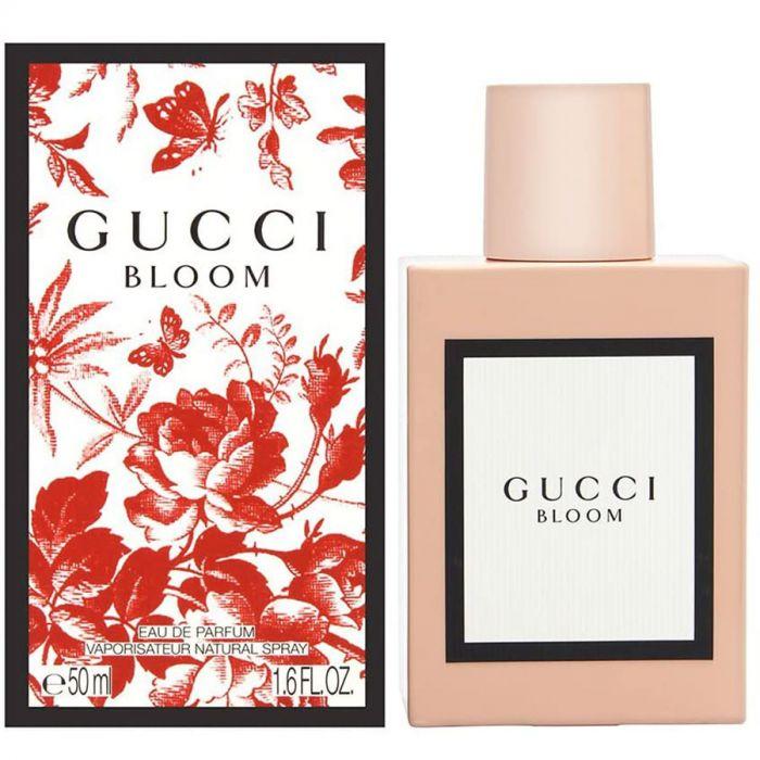Gucci Bloom Eau De Parfum Vỏ Hồng 50ml