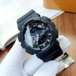 Casio G-Shock Dây Nhựa Màu Đen GA-110-1BDR