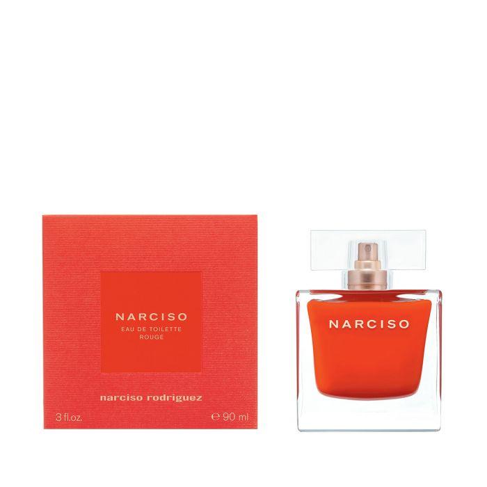 Narciso Rodriguez Narciso Rouge Eau de Toilette (EDT) Chai Đỏ Nắp Trắng 90ml