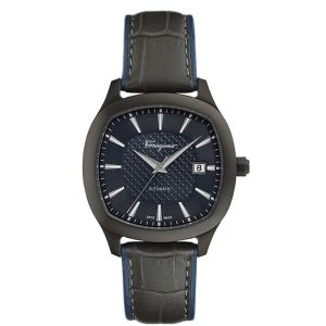 Salvatore Ferragamo Ferragamo Time Automatic Màu Xanh Blue-Grey FFW060017